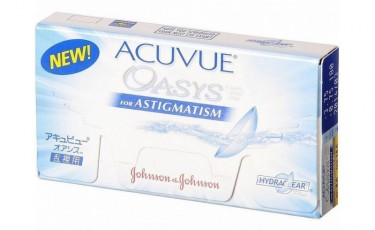 Acuvue Oasis for astigmatism 6 szt.